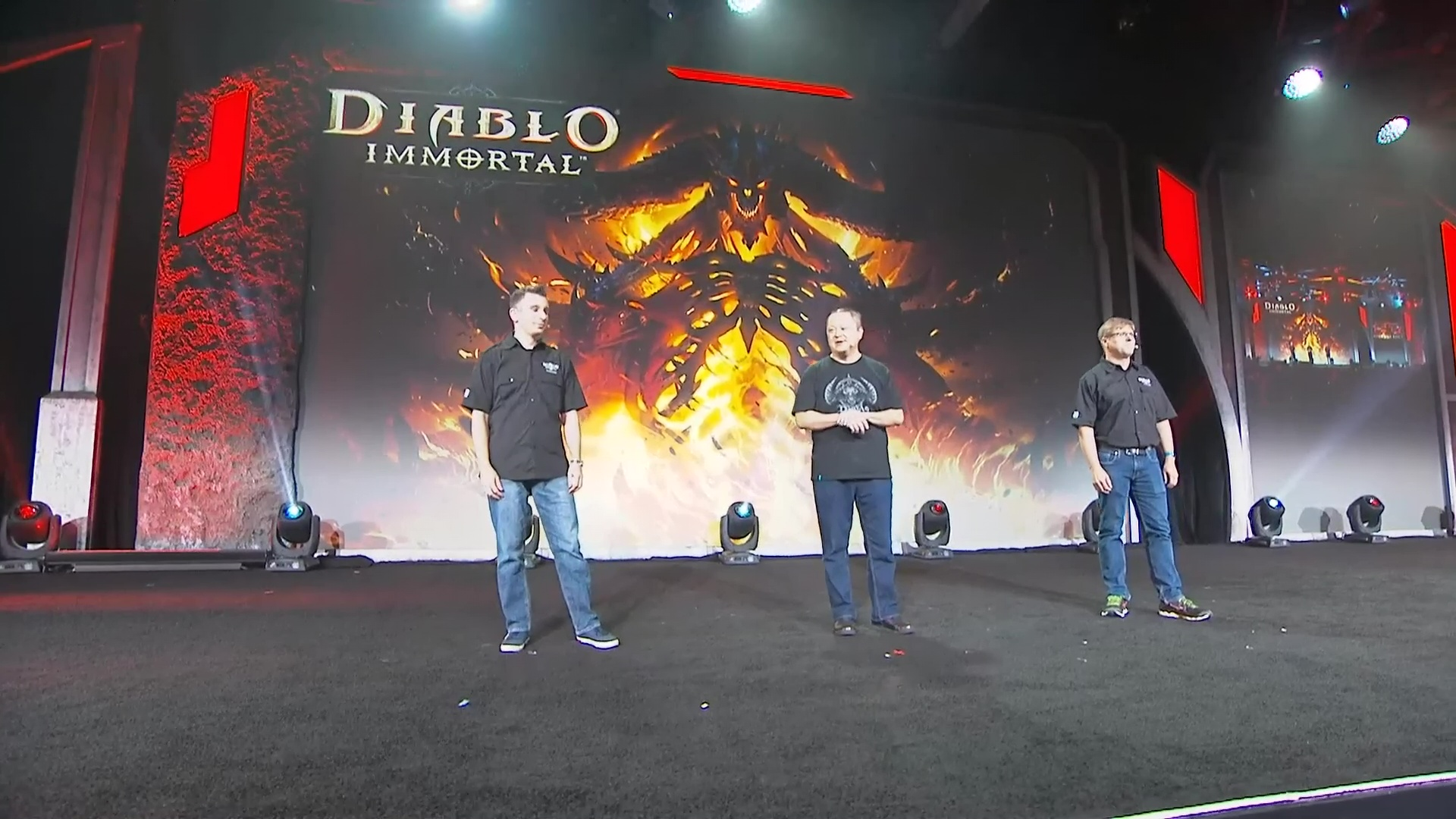BlizzCon 2018 Diablo Immortal Panel Transcript