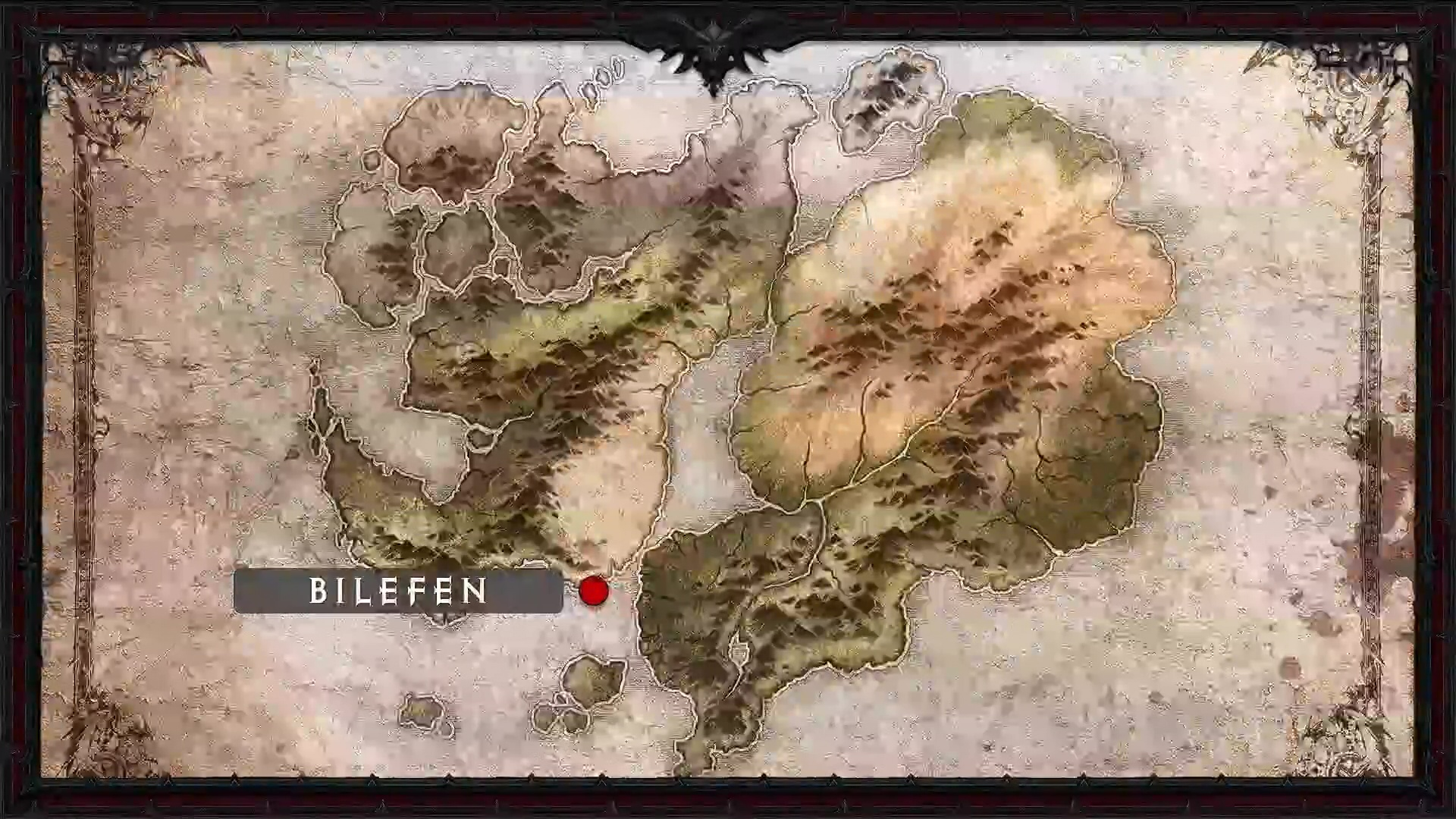 bilefen map