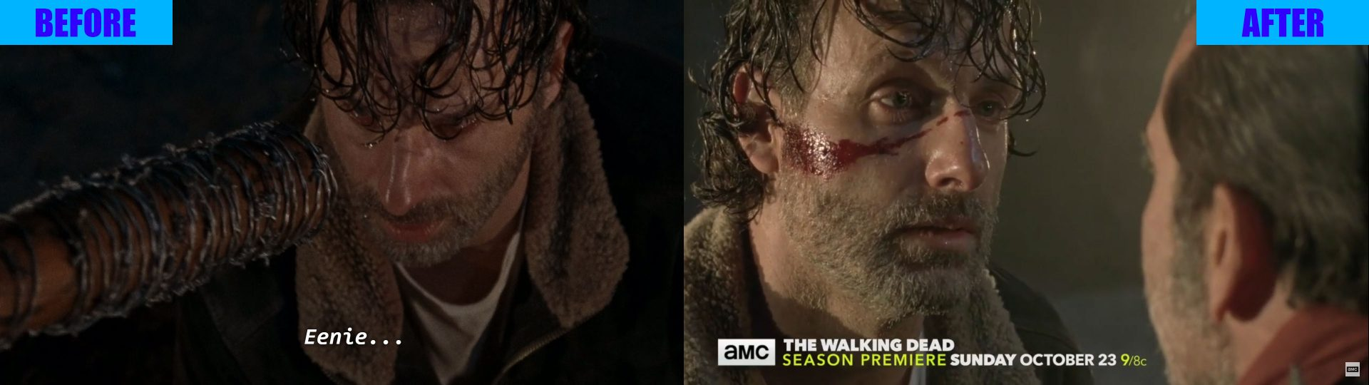 NYCC 2016: The Walking Dead Season 7 Negan Outcome Trailer
