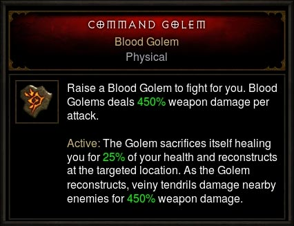 blood golem