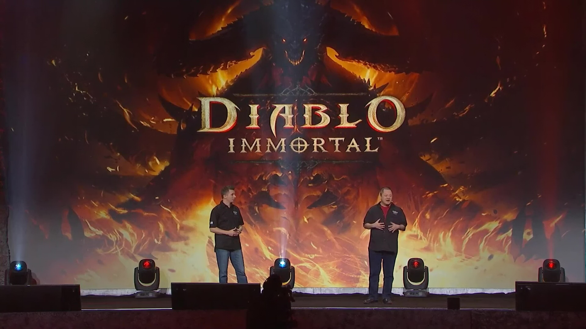 BlizzCon 2018 Diablo Immortal Q&A Panel Transcript