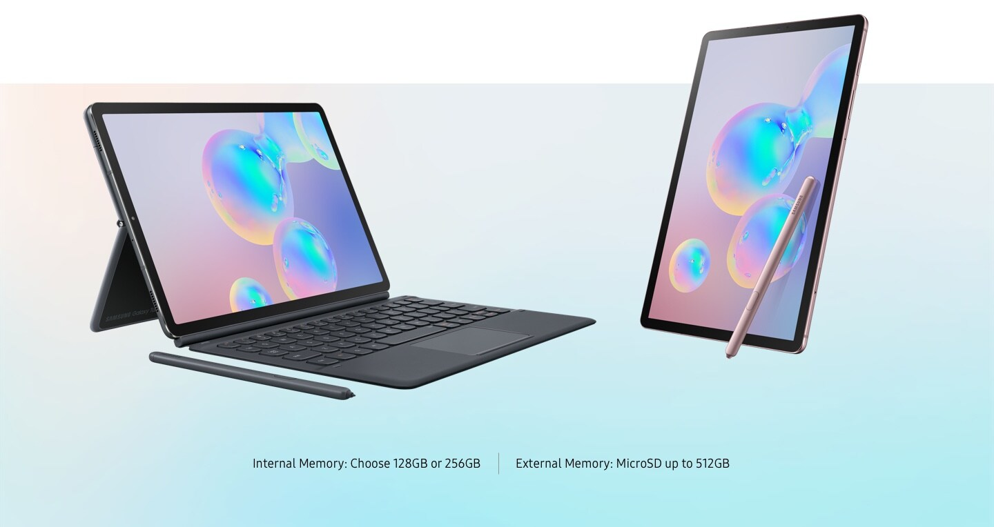 Samsung Galaxy Tab S6 Specs Announced