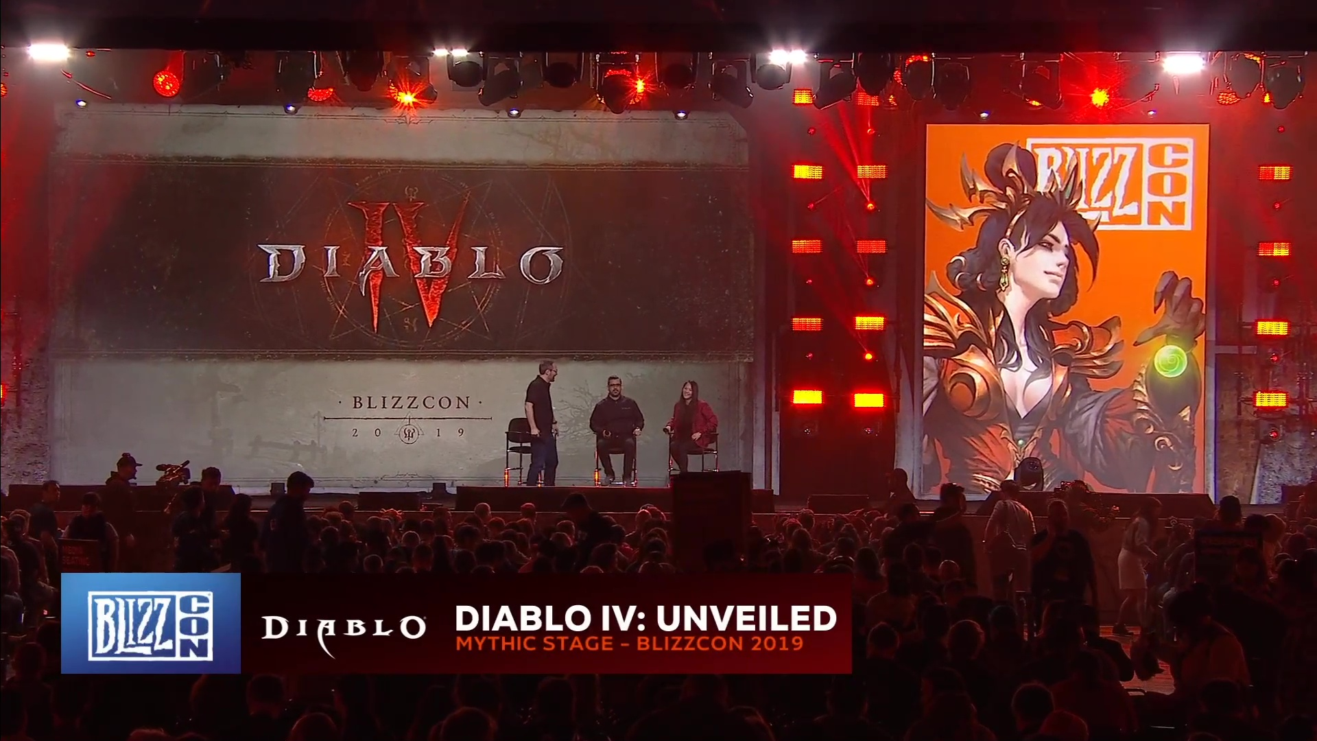 BlizzCon 2019 Diablo IV: Unveiled Panel Transcript